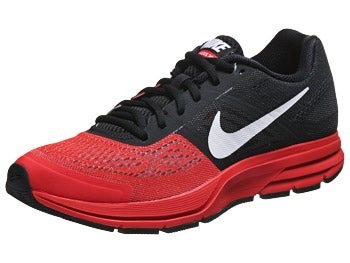 Nike Air Pegasus+ 30 Men's Shoes Black/Crimson/White