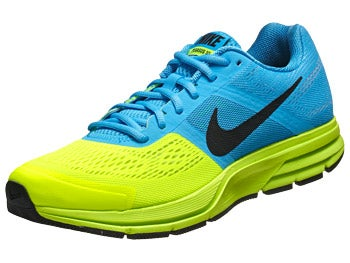 Nike Air Pegasus+ 30 Men's Shoes Blue/Volt/Black