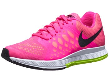 Nike Zoom Pegasus 31 Women's Shoes Pink/Black/Volt