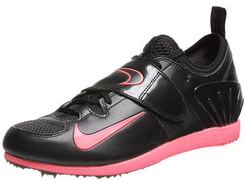 Nike Zoom PV II Spikes Black/Atomic