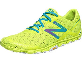 New Balance MR10 v2 Minimus Road Men's Shoes Yel/Bl