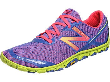 New Balance WR10 v2 Minimus Road Women Shoe Bl/Pk
