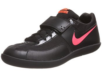 Nike Zoom Rival SD Throw Shoes Black/Atomic
