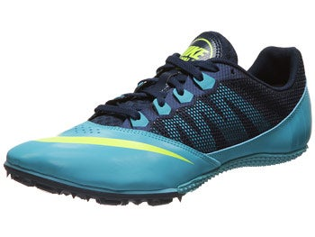 Nike Zoom Rival S 7 Men's Spikes Blue/Blue/Volt