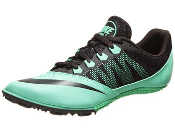 Nike Zoom Rival S 7 Women's Spikes Green/Charcoal