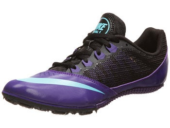 Nike Zoom Rival S 7 Women's Spikes Purple/Black/Blue