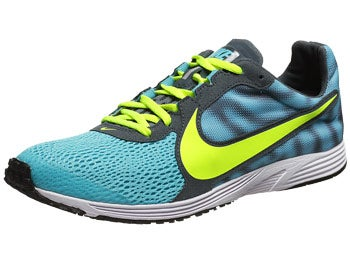 Nike Zoom Streak LT 2 Men's Shoes Blue/Blue/Volt