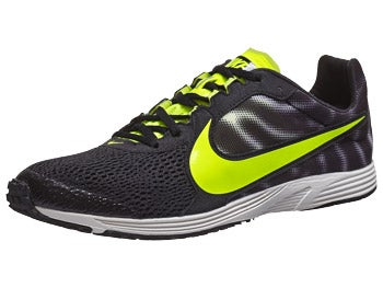 Nike Zoom Streak LT 2 Men's Shoes Black/Sail/Volt