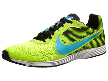 Nike Zoom Streak LT 2 Men's Shoes Volt/Black/Blue