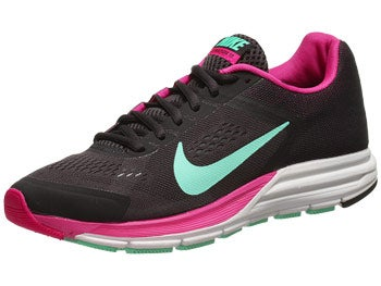 Nike Zoom Structure+ 17 Women's Shoes Black/Pink
