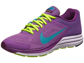 Nike Zoom Structure+ 17 Women's Shoes Violet/Grape/Volt