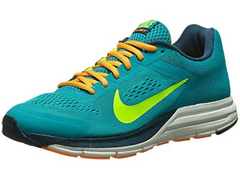 Nike Zoom Structure+ 17 Women's Shoes Green/Night/Mango