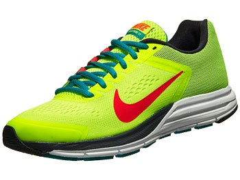 Nike Zoom Structure+ 17 Women's Shoes Volt/Green/Anth