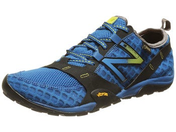 New Balance 10 v1 Minimus Trail GTX Men's Shoes Blu/Bk
