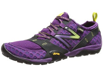 New Balance 10 v1 Minimus Trail GTX Women's Shoes Pur/G