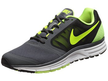 Nike Zoom Vomero+ 8 Men's Shoes Grey/Charcoal/Volt