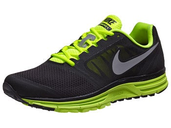 Nike Zoom Vomero+ 8 Men's Shoes Black/Volt/Silver