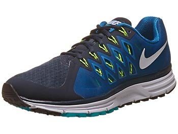 Nike Zoom Vomero 9 Men's Shoes Obsidian/Blue/Mango