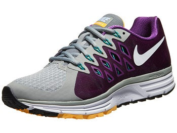 Nike Zoom Vomero 9 Women's Shoes Grey/Grape/Violet
