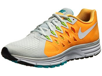 Nike Zoom Vomero 9 Women's Shoes Grey/Mango/Orange