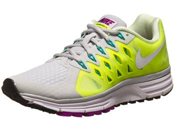 Nike Zoom Vomero 9 Women's Shoes Platinum/Volt/White