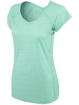 Nike Women's Breeze SS Top