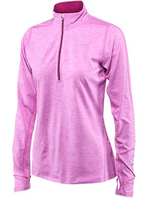 Nike Women's Element Half-Zip Colors