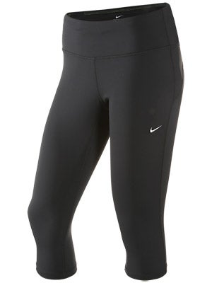 Nike Women's Dri-Fit Epic Run Lux Capri Black