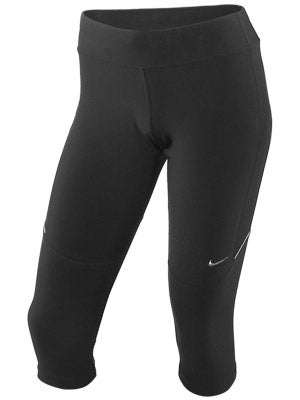 Nike Women's Filament Capri Black