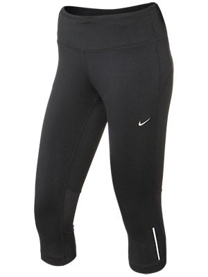 Nike Women's Epic Run Capri Black
