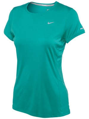 Nike Women's Miler SS Crew Top