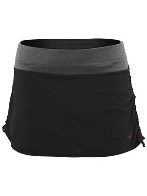 Nike Women's Rival Stretch Woven Skirt Black