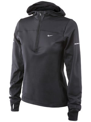 Nike Women's Thermal Hoodie Black