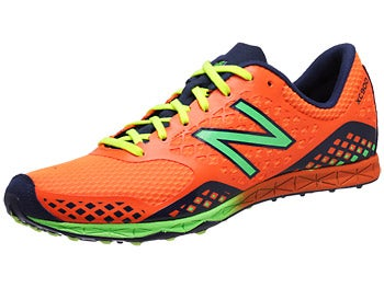 New Balance XC900 Men's Spikes Shock Orange