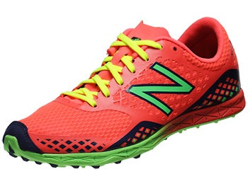 New Balance XC900 Women's Spikes Fiery Coral