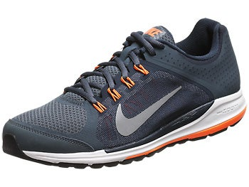 Nike Zoom Elite+ 6 Men's Shoes Blue/Orange/Navy
