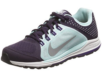 Nike Zoom Elite+ 6 Women's Shoes Purple/Teal/Purple