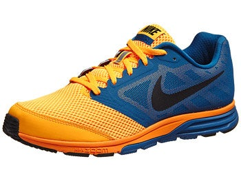 Nike Zoom Fly Men's Shoes Atomic Mango/Blue/Black