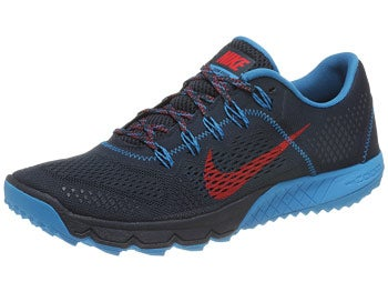 Nike Zoom Terra Kiger Men's Shoes Navy/Blue/Red