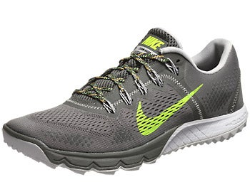 Nike Zoom Terra Kiger Men's Shoes Grey/Platinum/Blue