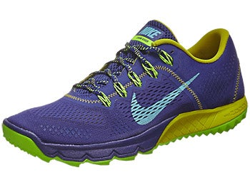 Nike Zoom Terra Kiger Men's Shoes Royal Blue/Citron
