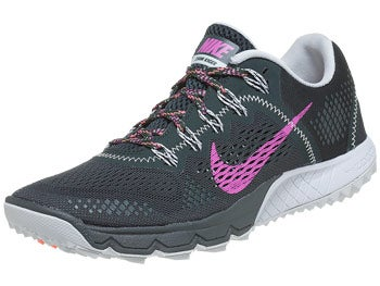 Nike Zoom Terra Kiger Women's Shoes Black/Plat/Pink