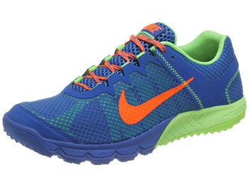 Nike Zoom Wildhorse Men's Shoes Blue/Lime/Orange