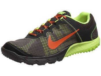 Nike Zoom Wildhorse Men's Shoes Charcoal/Volt/Orange