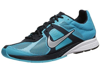 Nike Zoom Streak 4 Men's Shoes Blue/Navy/Platinum