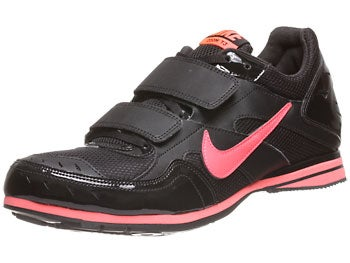 Nike Zoom TJ 3 Spikes Black/Atomic