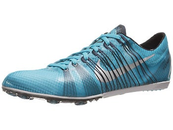 Nike Zoom Victory Elite Spikes Blue/Navy/Silver