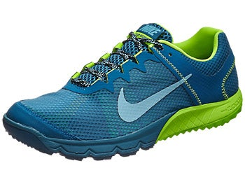 Nike Zoom Wildhorse Men's Shoes Green/Volt/Blue