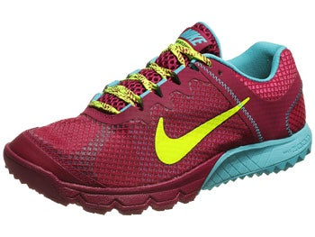 Nike Zoom Wildhorse Women's Shoes Red/Blue/Volt