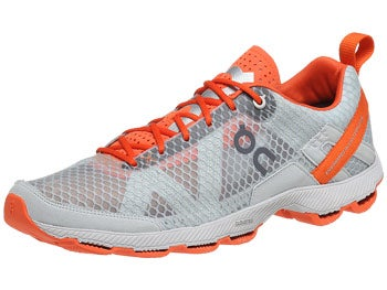 ON Cloudracer Men's Shoes Silver/Orange